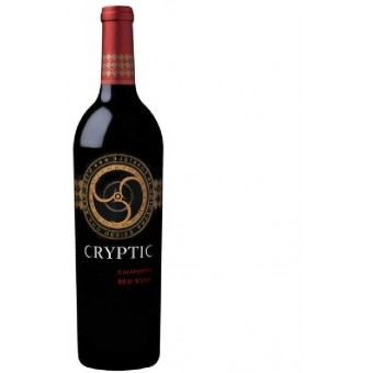 Cryptic Wines California Red Blend 2016